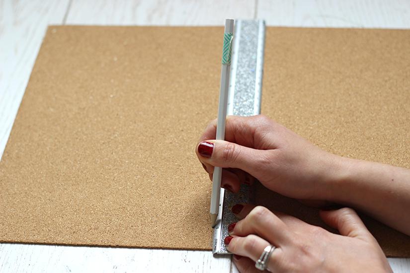 definir la taille du tapis de souris