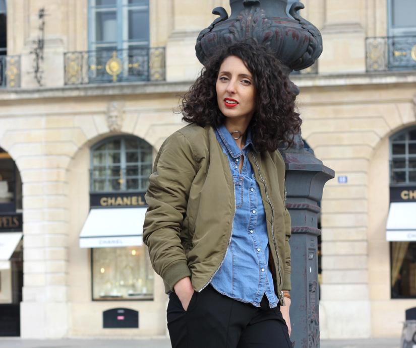 casual outfit paris blog mode