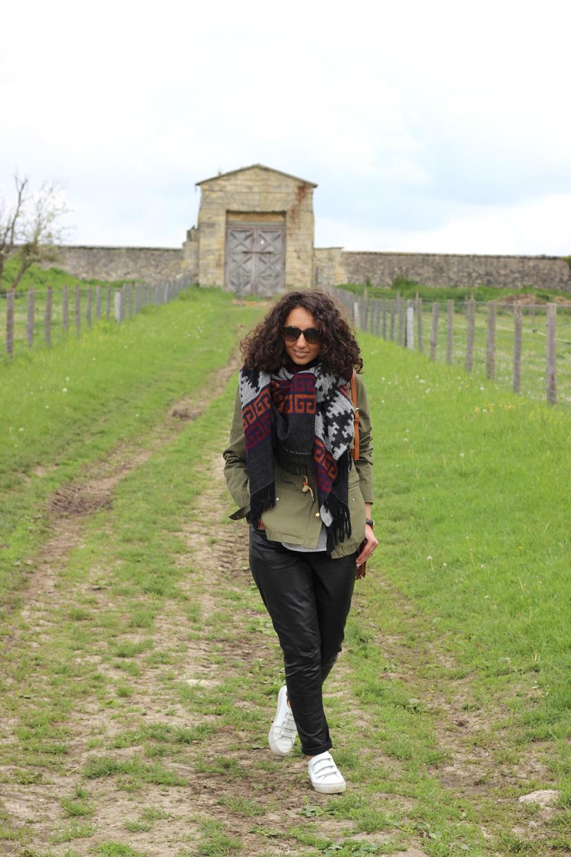 look fashion blog paris