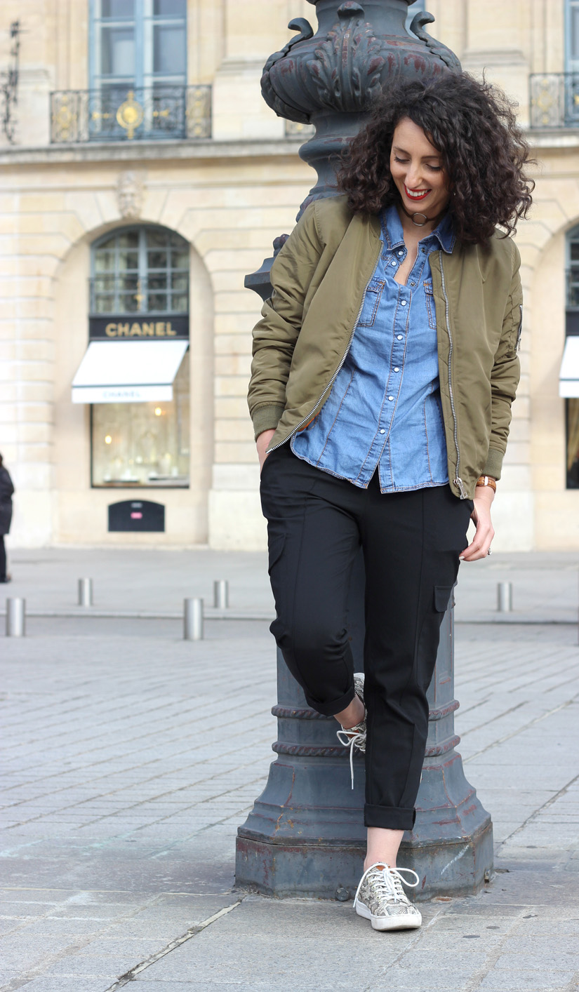 street style paris blog mode