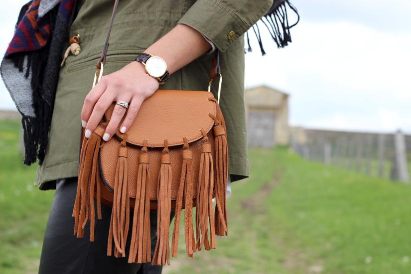 zaful bag camel blog mode paris