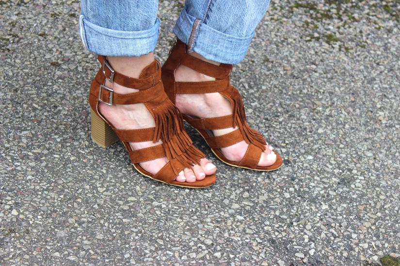 sandales a franges babou mega bon plan