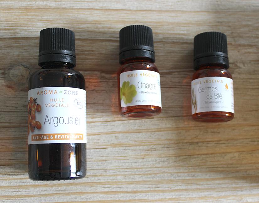 huiles aromazone