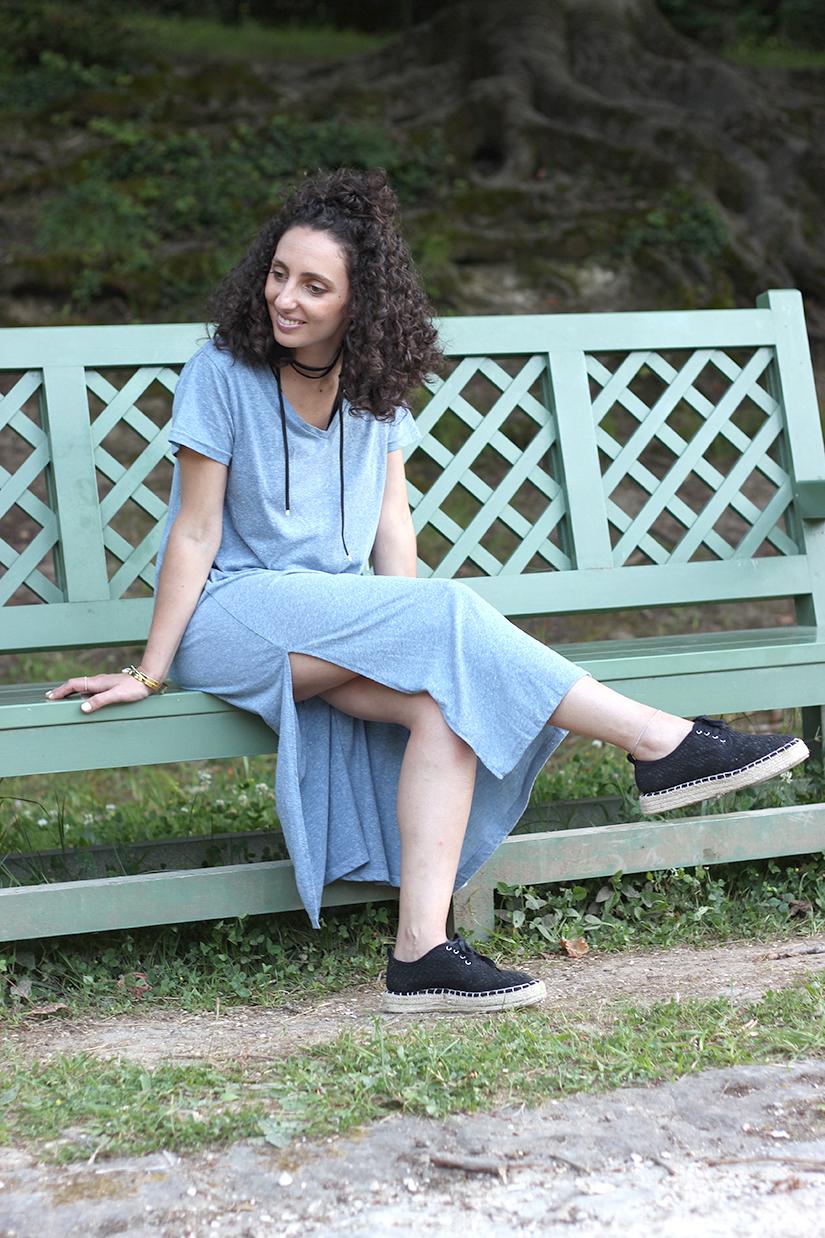 robe sheinside compensees gemo blog mode paris look