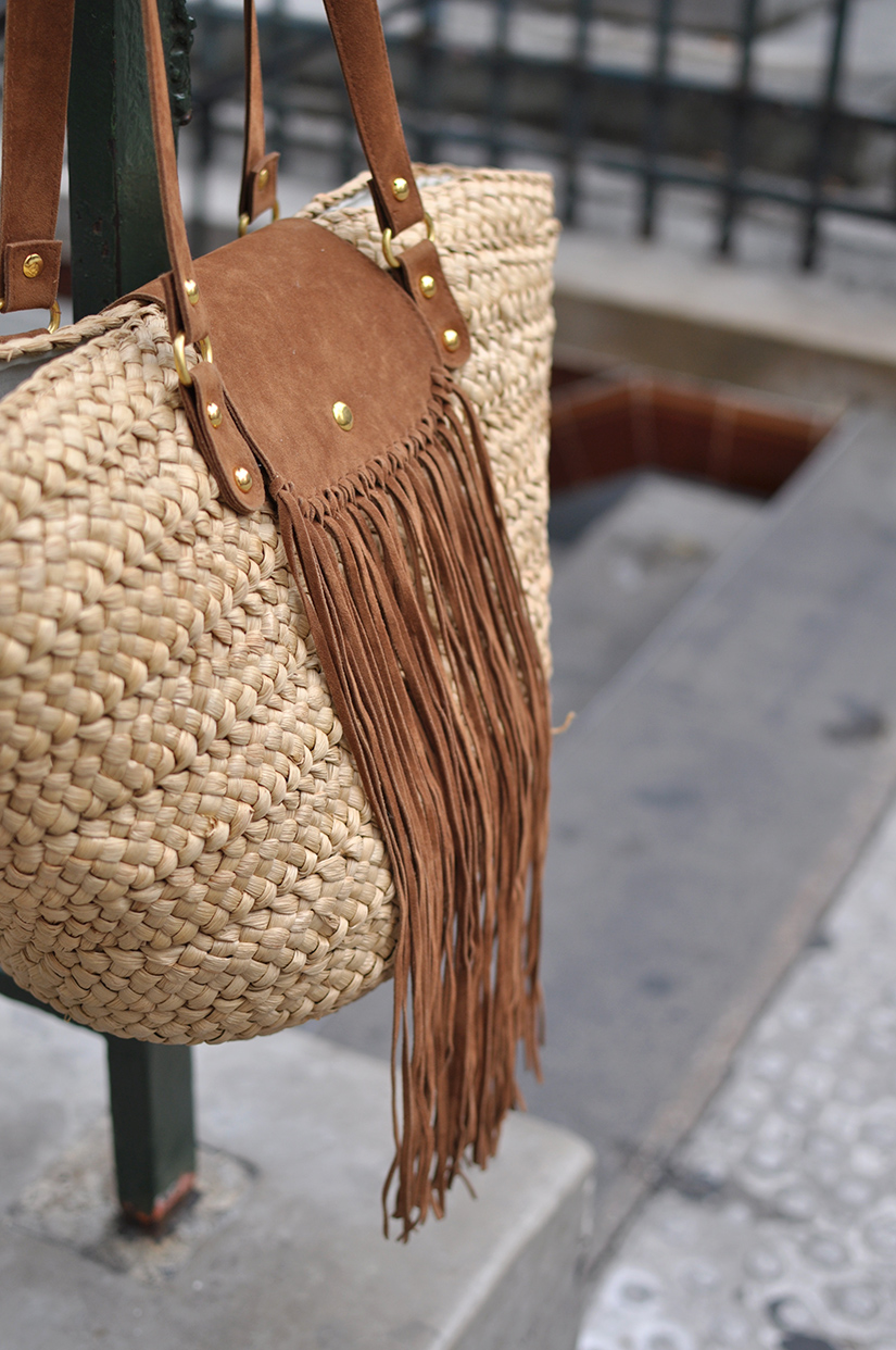 panier à franges ilovediy look paris