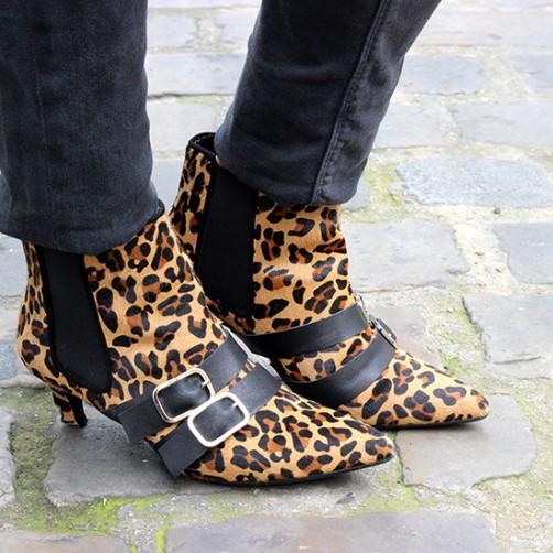 DIY : Les boots façon Isabel Marant