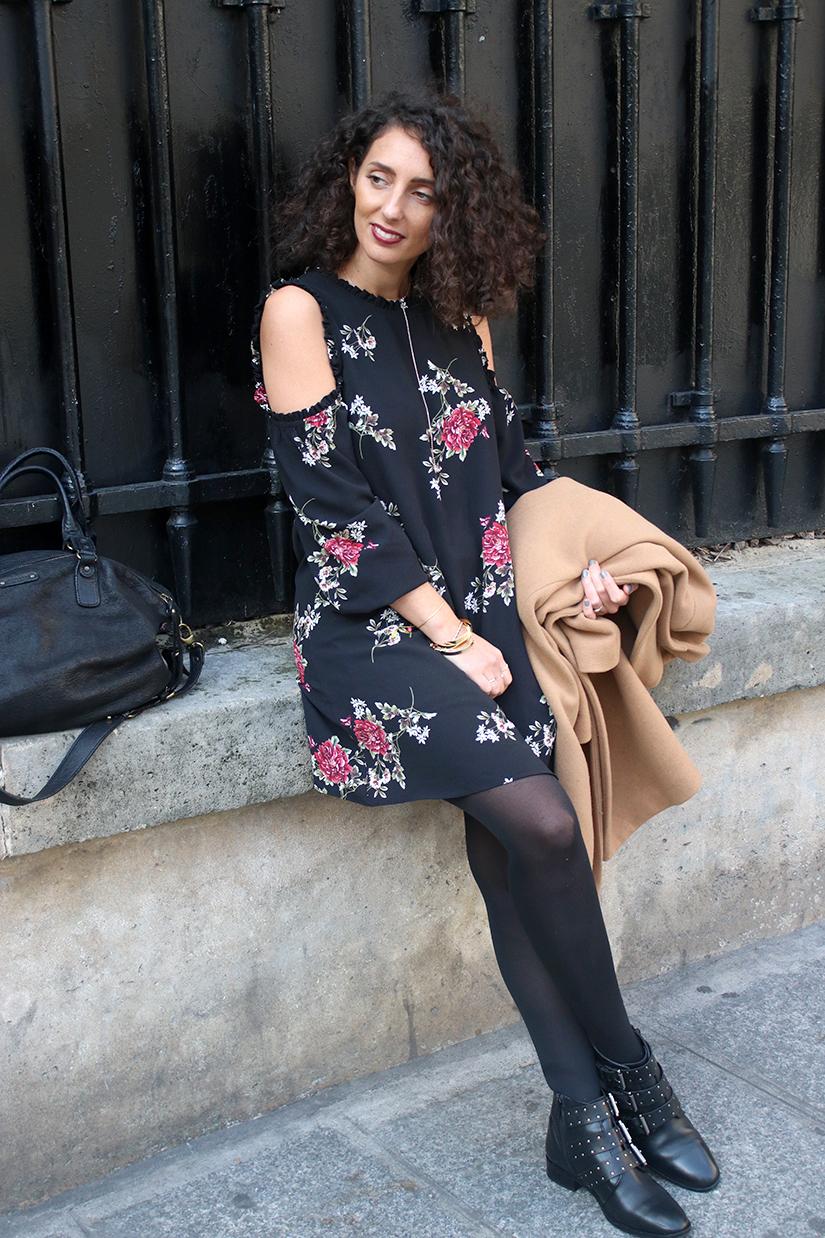 la-petite-robe-noir-et-l-automne-indien