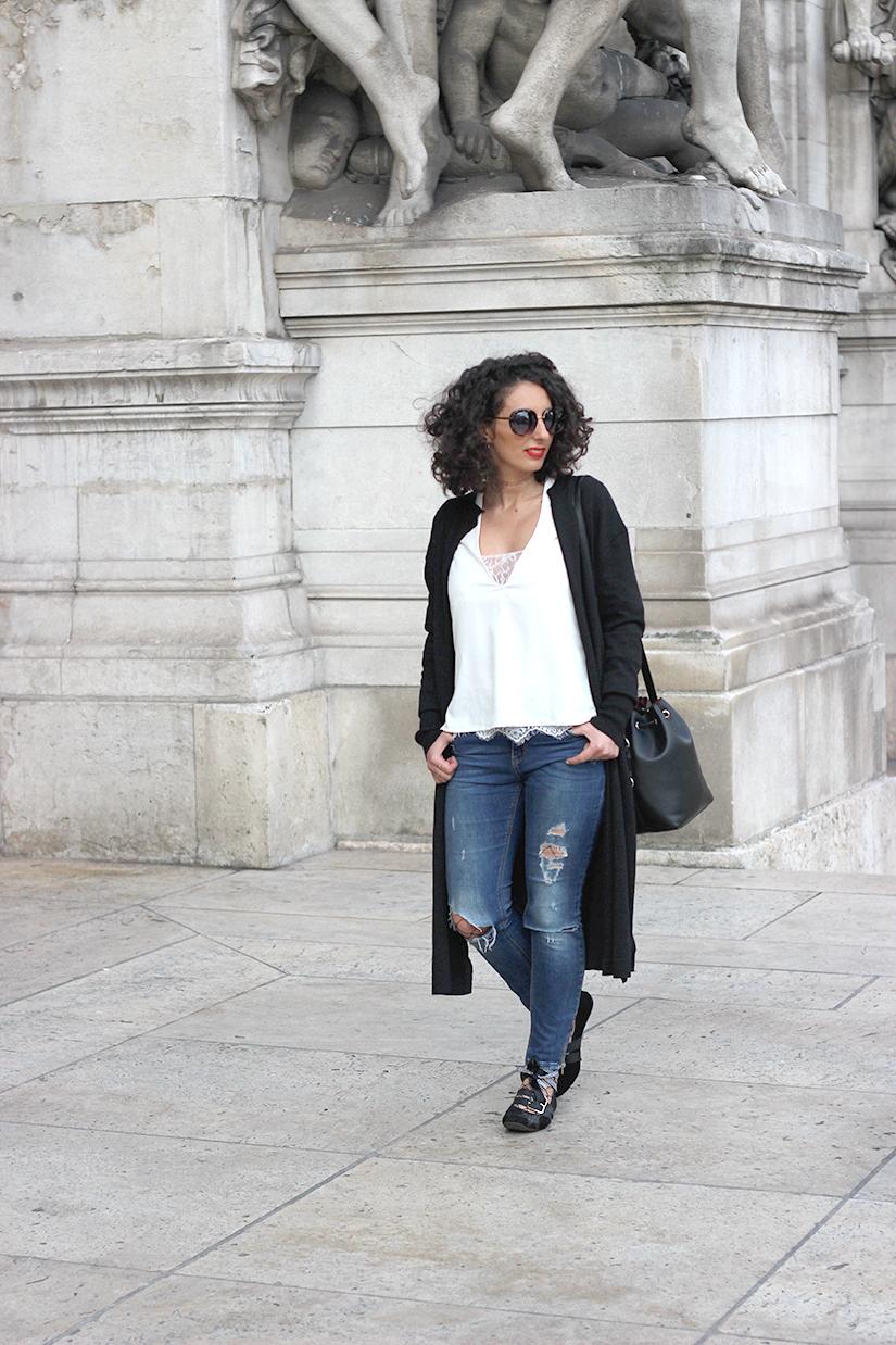 blog mode look paris ilovediy