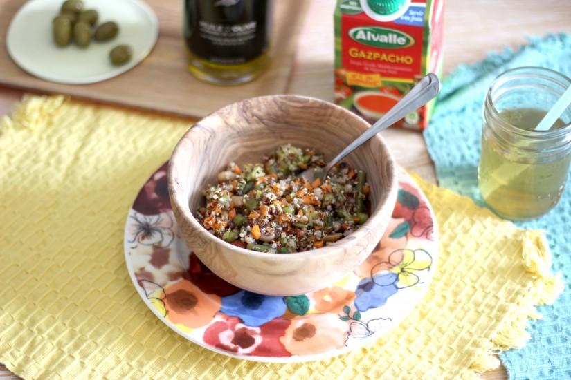 Salade composee