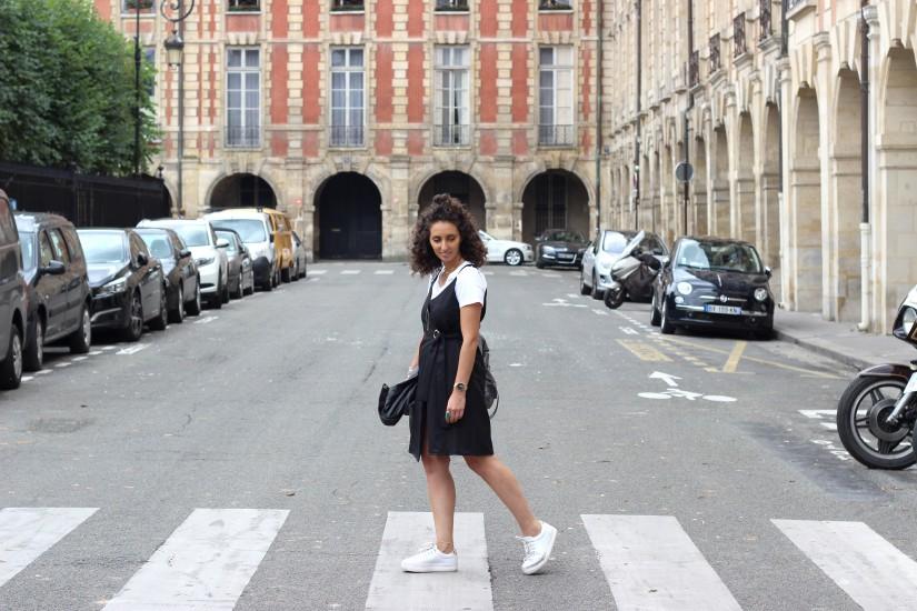 blog mode no name et robe noire