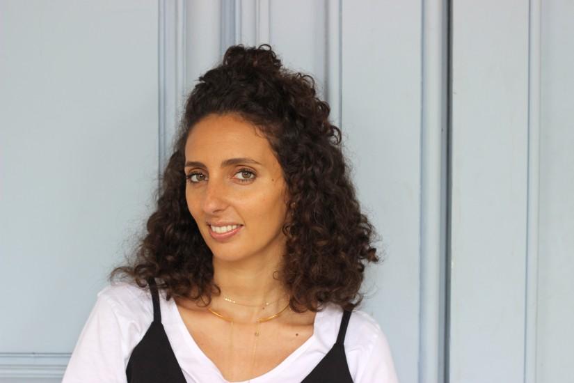 curly hair blog mode paris