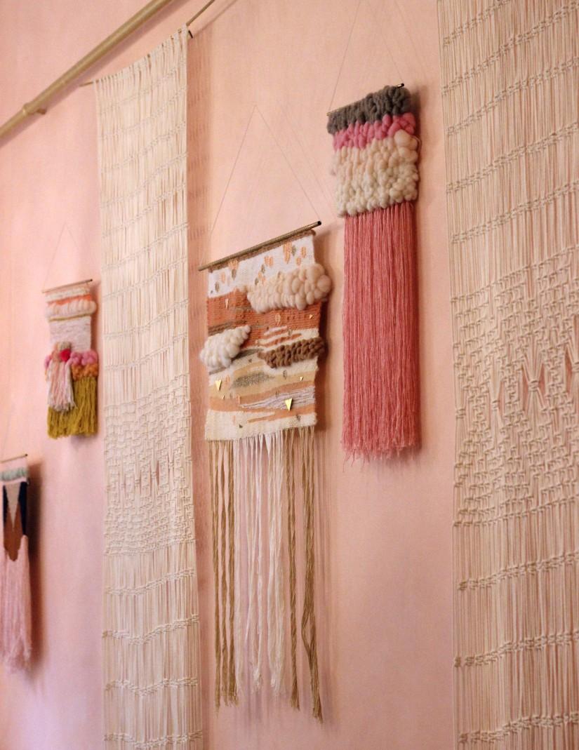 atelier tissage seize