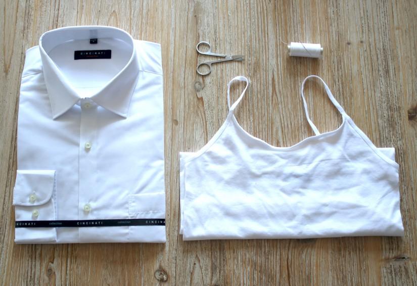 materiel la chemise relookee