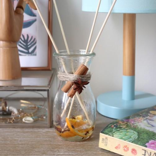 DIY :  Le Parfum d'ambiance