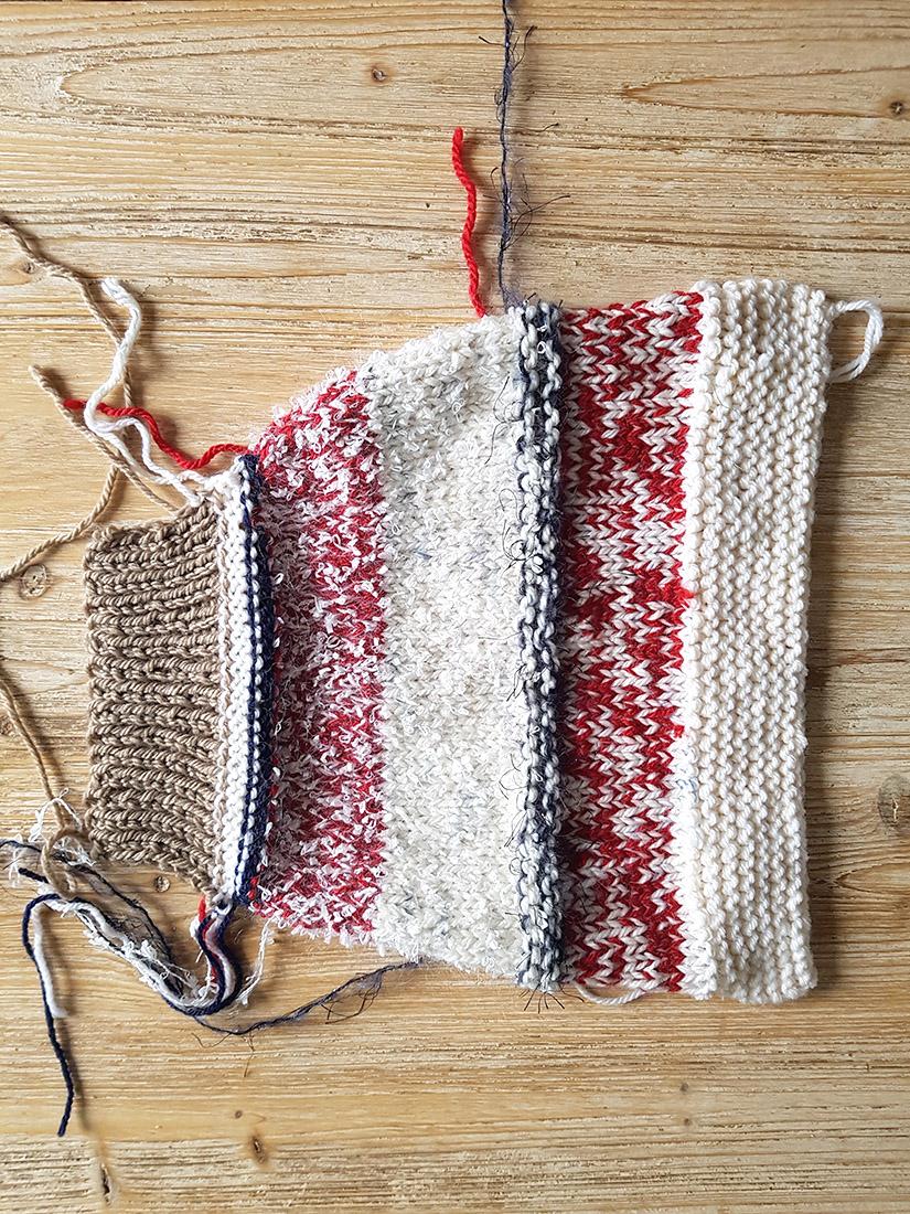 tricot mancge