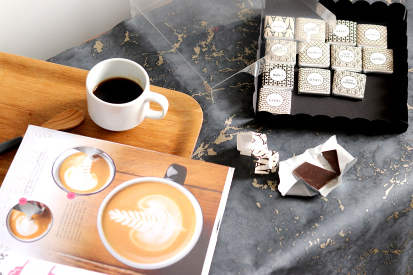 cafe entre amis