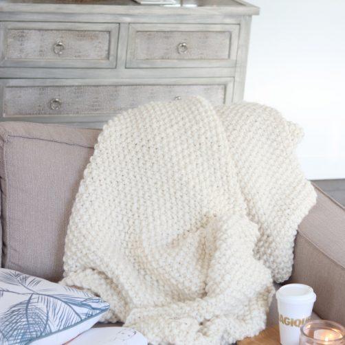 DIY : La Udon Blanket WAk