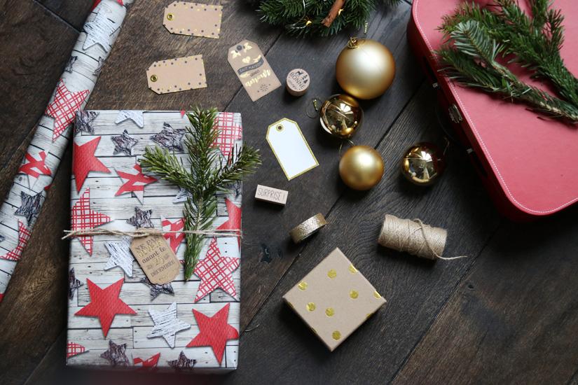 emballage cadeaux diy