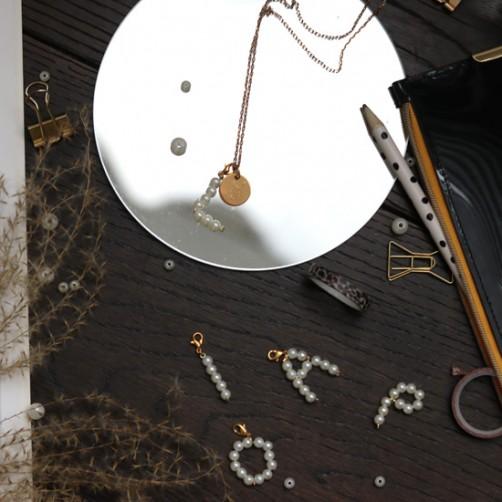 DIY : Les charm's en perles