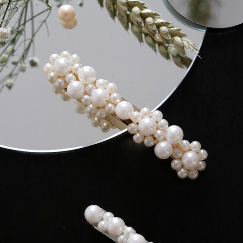 DIY : La barrette en perles