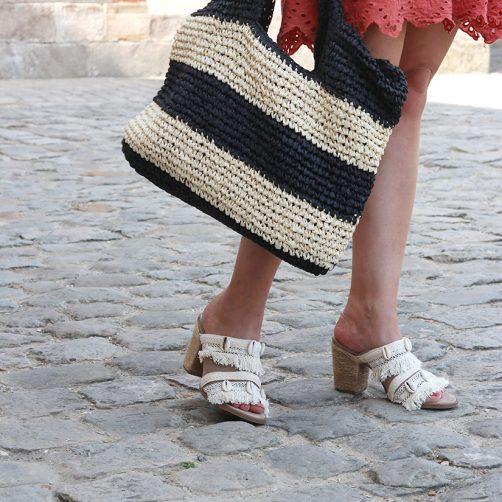 DIY : Sandales ethniques