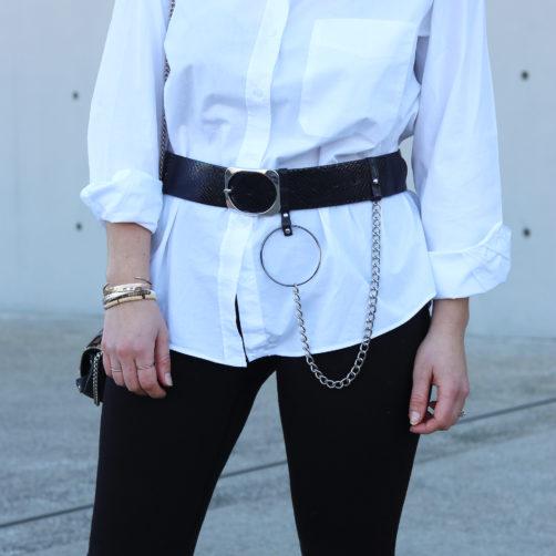 DIY : La ceinture customisée