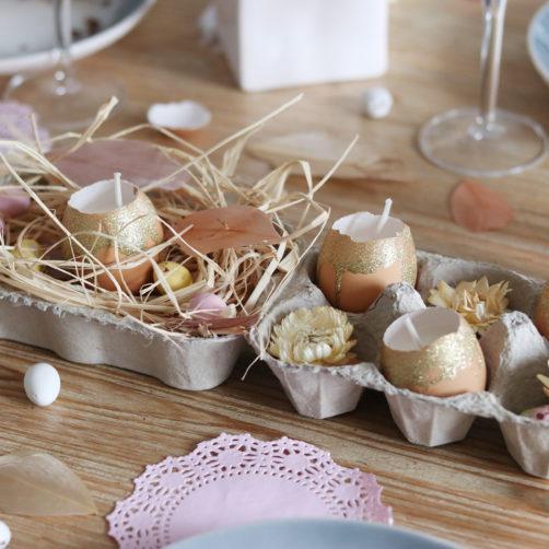 DIY : Déco de table pour Pâques