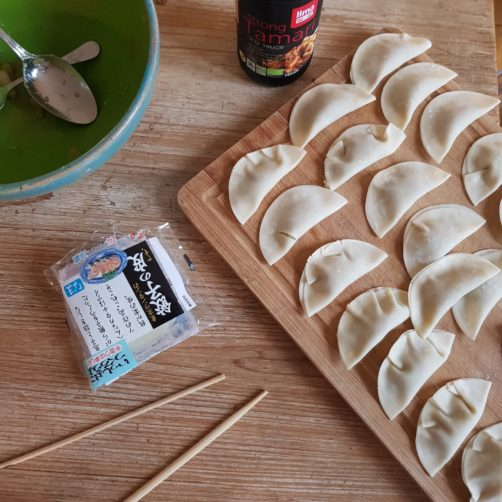 Recette : Les raviolis vapeur asiatiques