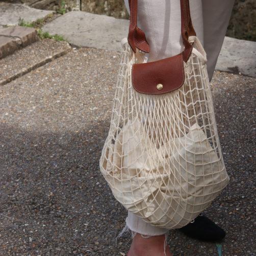 DIY : le sac filet
