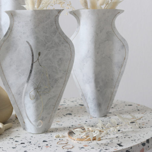 DIY : Les vases en papier