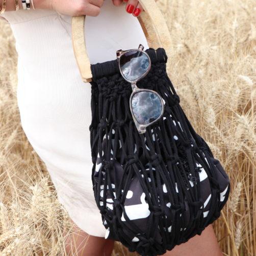 DIY : le sac macramé